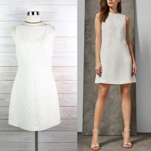 Ted Baker London A Line Tunic Dress Sleeveless 4